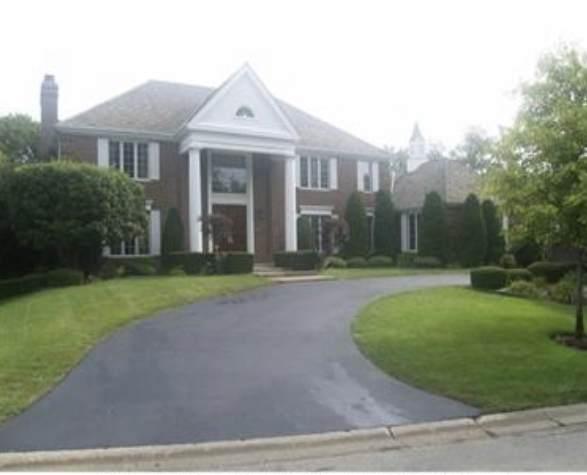 11506 Ridgewood Lane, Burr Ridge, IL 60527 (MLS #10960695) :: The Dena Furlow Team - Keller Williams Realty