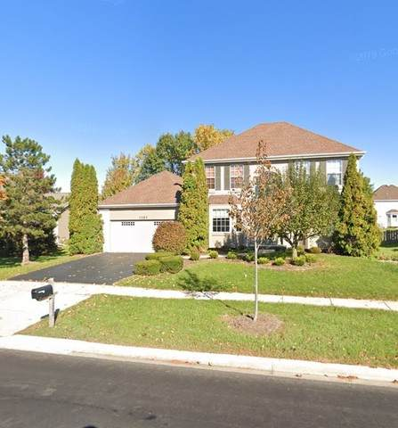 1282 Crystal Shore Drive, Carol Stream, IL 60188 (MLS #10964943) :: The Wexler Group at Keller Williams Preferred Realty