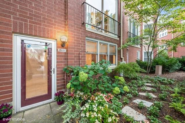 1765 W Altgeld Street C, Chicago, IL 60614 (MLS #10965098) :: The Wexler Group at Keller Williams Preferred Realty