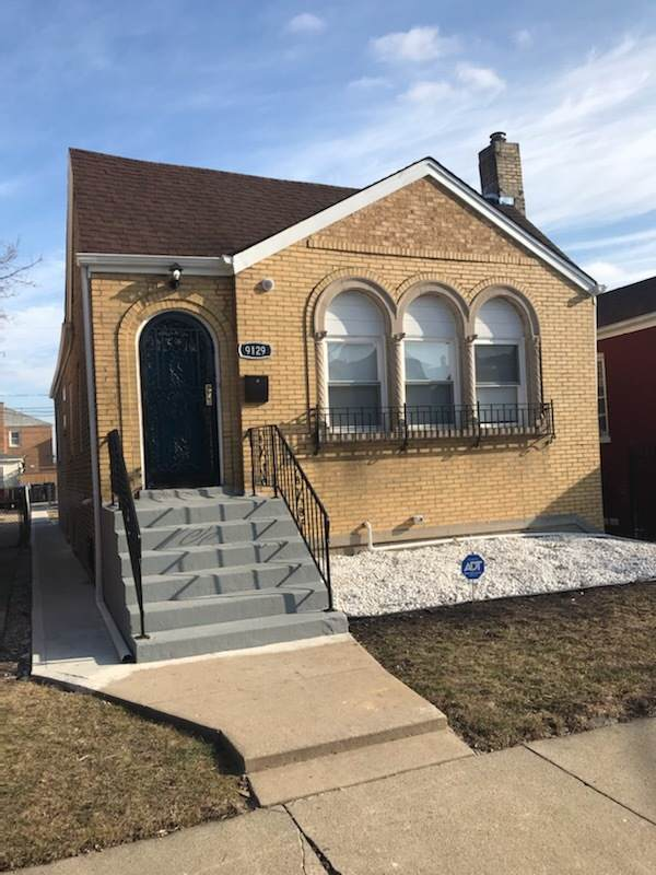 9129 S Aberdeen Street, Chicago, IL 60620 (MLS #10970787) :: Suburban Life Realty