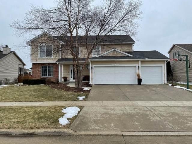 1138 Meadow Lark Road, Normal, IL 61761 (MLS #10970885) :: Jacqui Miller Homes