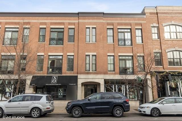 2142 W Roscoe Street 3D, Chicago, IL 60618 (MLS #10971436) :: Schoon Family Group