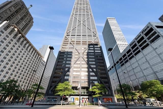 175 E Delaware Place #7702, Chicago, IL 60611 (MLS #10971717) :: Helen Oliveri Real Estate