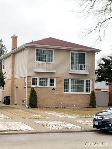 9220 Linder Avenue, Morton Grove, IL 60053 (MLS #10972420) :: Jacqui Miller Homes