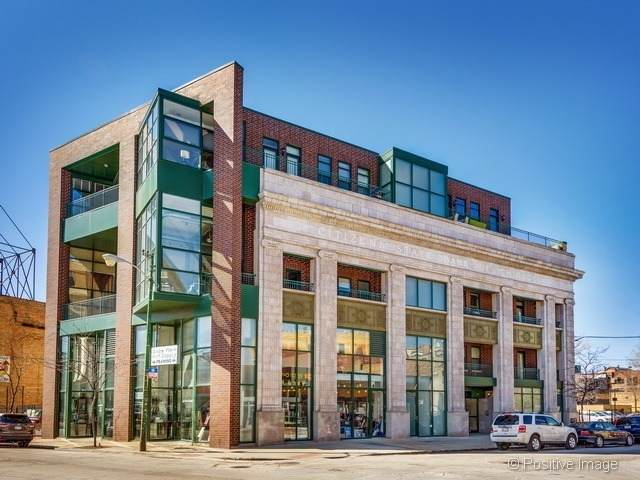 1623 W Melrose Street #304, Chicago, IL 60657 (MLS #10975681) :: Suburban Life Realty