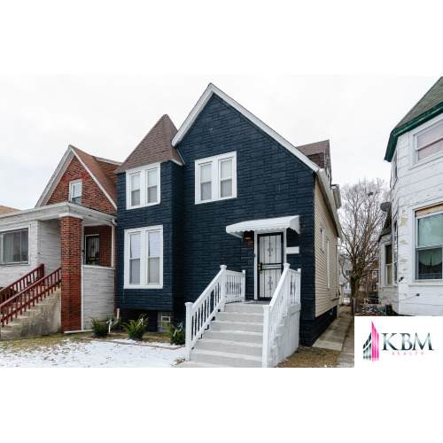 607 E 91st Place, Chicago, IL 60619 (MLS #10976526) :: Schoon Family Group