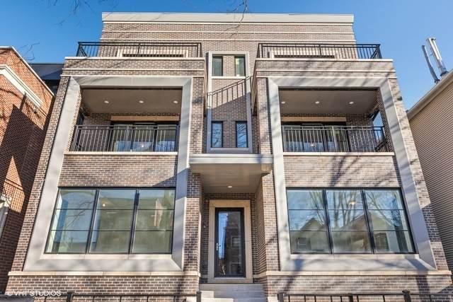 2541 N Wayne Avenue 2N, Chicago, IL 60614 (MLS #10977420) :: Helen Oliveri Real Estate