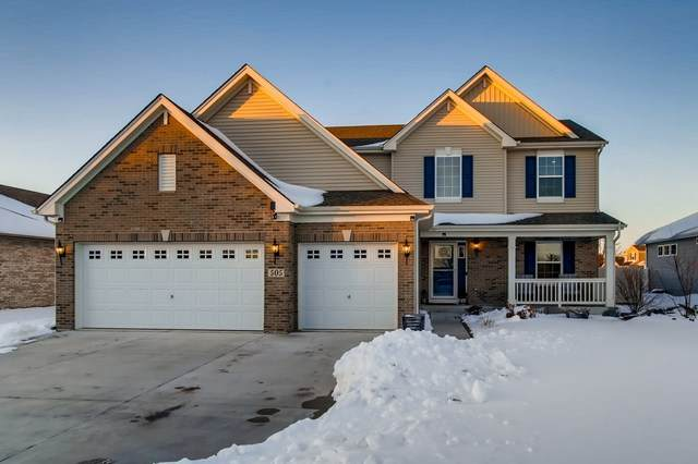 505 Edgewater Drive, Minooka, IL 60447 (MLS #10984929) :: The Dena Furlow Team - Keller Williams Realty
