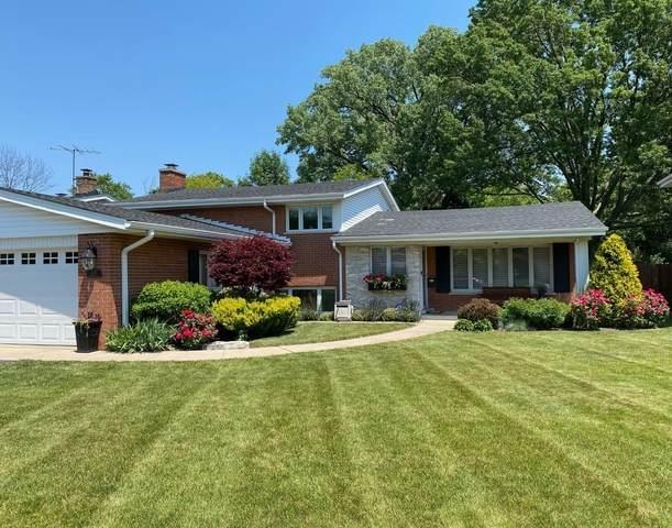 6337 N Kirkwood Avenue, Chicago, IL 60646 (MLS #10986203) :: Jacqui Miller Homes