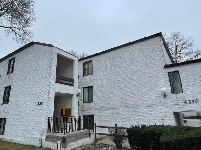 326 W Miner Street 3A, Arlington Heights, IL 60005 (MLS #10999183) :: Helen Oliveri Real Estate