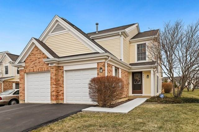 4801 Prestwick Place, Hoffman Estates, IL 60010 (MLS #11007273) :: The Dena Furlow Team - Keller Williams Realty