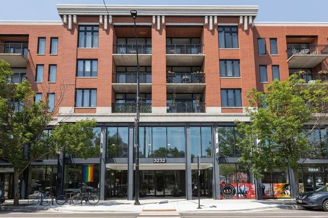 3232 N Halsted Street D504, Chicago, IL 60657 (MLS #11010666) :: The Spaniak Team