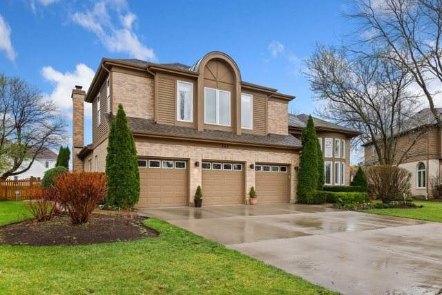 465 Blue Ash Drive, Buffalo Grove, IL 60089 (MLS #11018356) :: The Spaniak Team