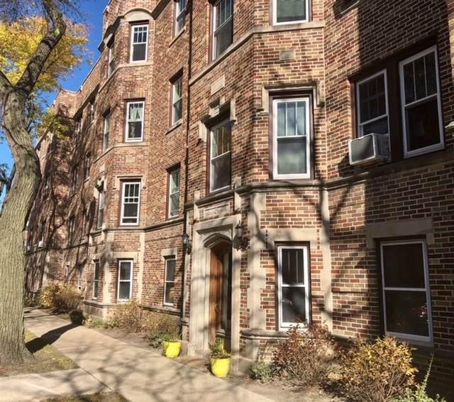 803 Elmwood Avenue 2N, Evanston, IL 60202 (MLS #11062777) :: Littlefield Group