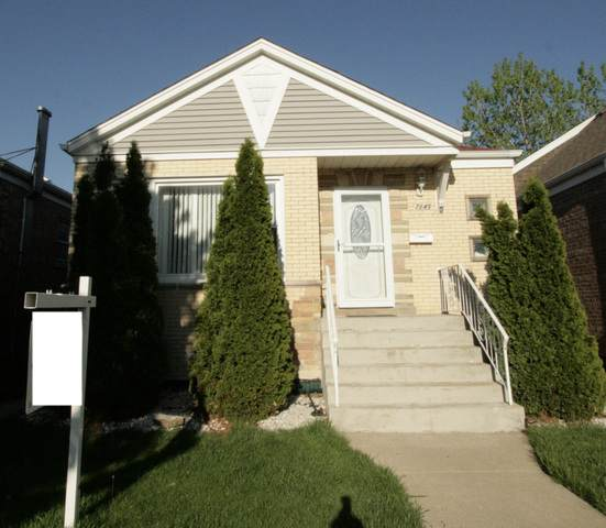 7145 S Lawndale Avenue, Chicago, IL 60629 (MLS #11077915) :: Littlefield Group