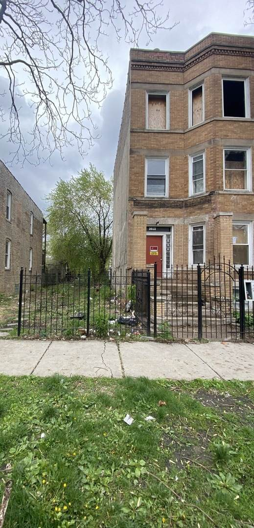 3033 W Lexington Street, Chicago, IL 60612 (MLS #11081853) :: Helen Oliveri Real Estate