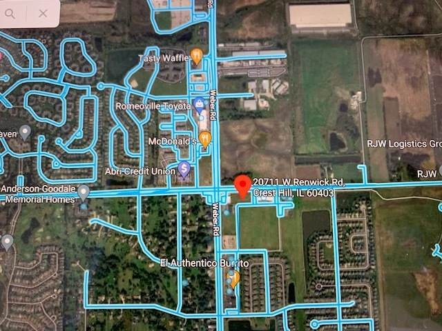 20711 Renwick Road, Crest Hill, IL 60403 (MLS #11084590) :: Littlefield Group