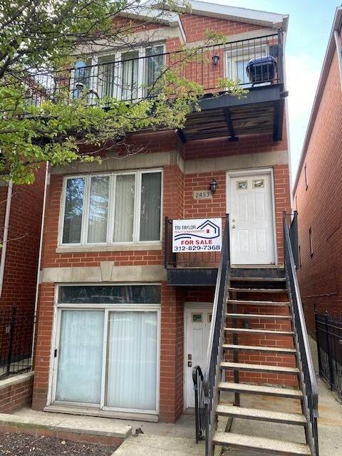 2453 W Lexington Street, Chicago, IL 60612 (MLS #11088397) :: Ryan Dallas Real Estate