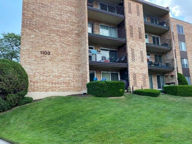 1103 S Hunt Club Drive #321, Mount Prospect, IL 60056 (MLS #11121299) :: Touchstone Group