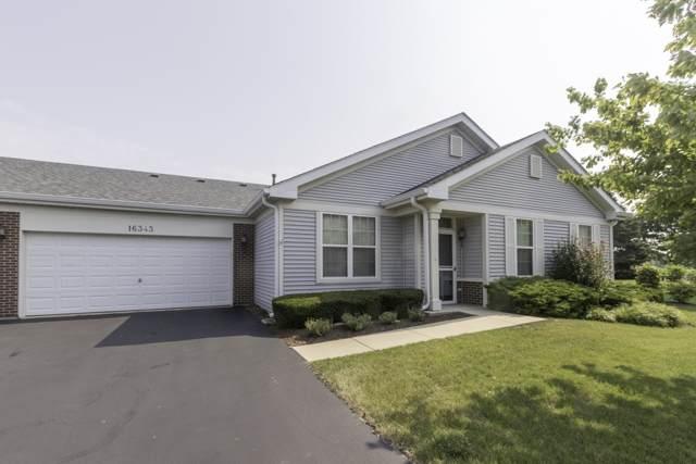 16343 Carver Lake Court, Crest Hill, IL 60403 (MLS #11167089) :: Jacqui Miller Homes