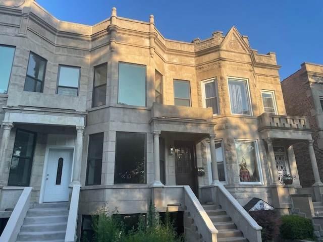 5406 S Drexel Avenue, Chicago, IL 60615 (MLS #11168182) :: O'Neil Property Group