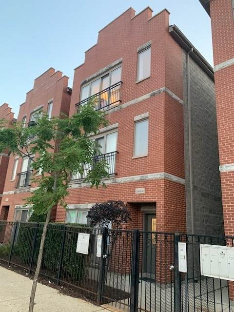3444 N Harlem Avenue #1, Chicago, IL 60634 (MLS #11172148) :: The Wexler Group at Keller Williams Preferred Realty