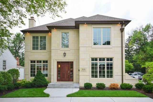 300 E Marion Street, Elmhurst, IL 60126 (MLS #11172427) :: O'Neil Property Group
