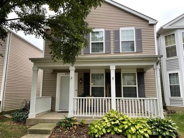 691 Serendipity Drive, Aurora, IL 60504 (MLS #11239589) :: John Lyons Real Estate