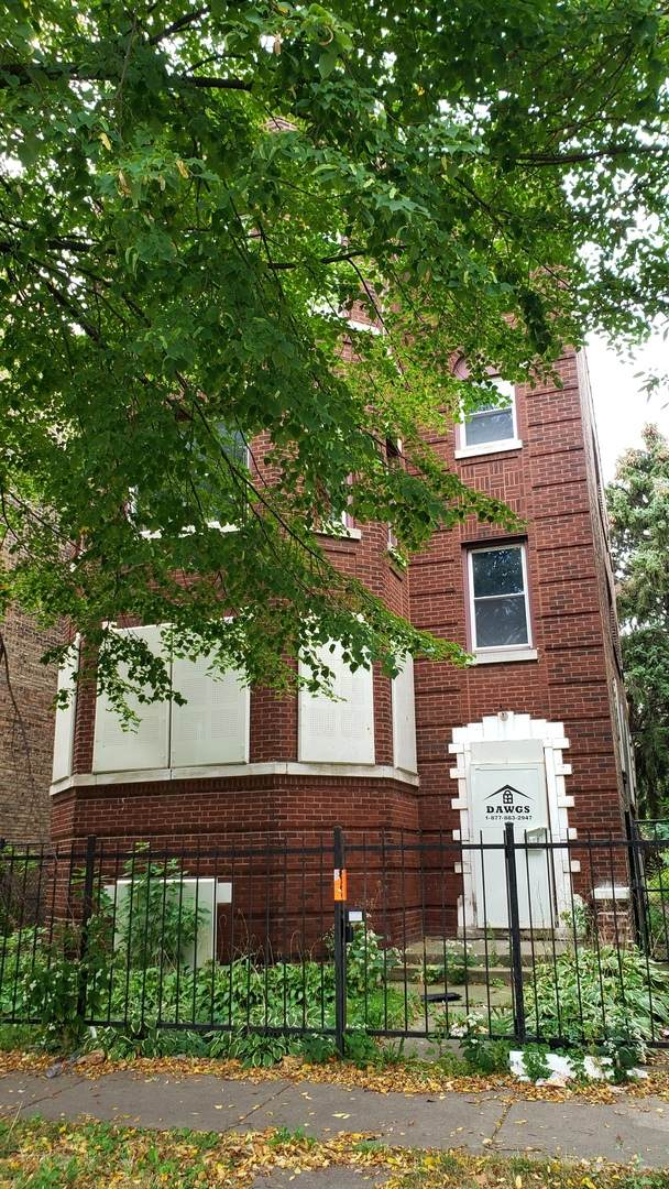 6810 S Indiana Avenue, Chicago, IL 60637 (MLS #11248333) :: Littlefield Group