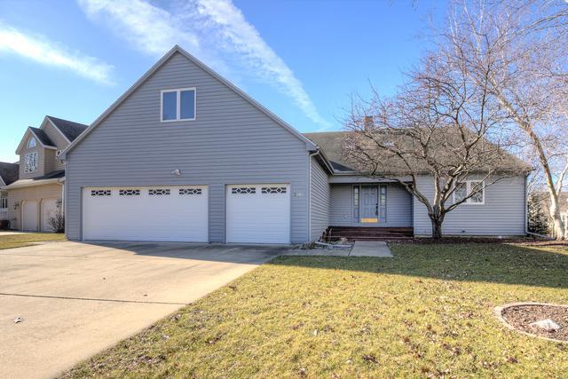 2707 Prairie Meadow Drive, Champaign, IL 61821 (MLS #09499149) :: Ryan Dallas Real Estate