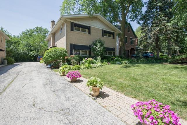 4392 Central Avenue A, Western Springs, IL 60558 (MLS #09692751) :: The Wexler Group at Keller Williams Preferred Realty