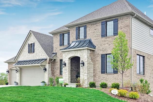 13819 Creek Crossing Drive, Orland Park, IL 60467 (MLS #09735261) :: Lewke Partners