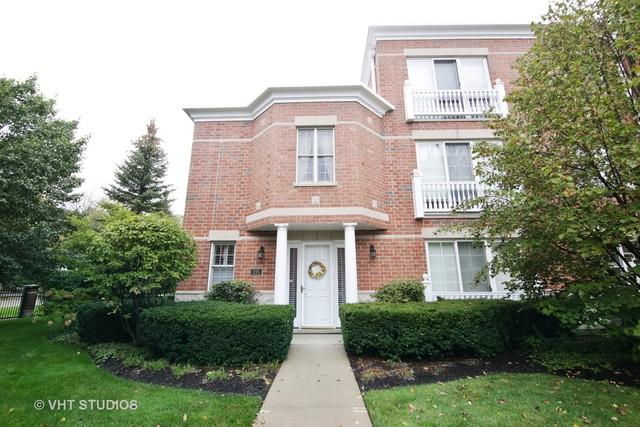 1865 Old Willow Road #215, Northfield, IL 60093 (MLS #09775399) :: Helen Oliveri Real Estate