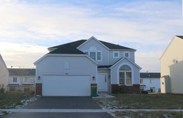 362 Zinnia Drive, Romeoville, IL 60446 (MLS #09811321) :: Angie Faron with RE/MAX Ultimate Professionals
