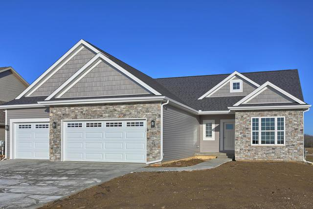 1314 Stonecrest Drive, Mahomet, IL 61853 (MLS #09819871) :: Ryan Dallas Real Estate