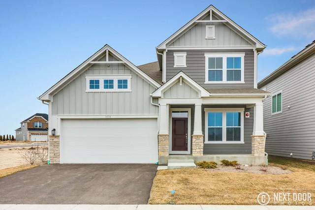 1454 Somerset Place, Barrington, IL 60010 (MLS #09825747) :: Lewke Partners