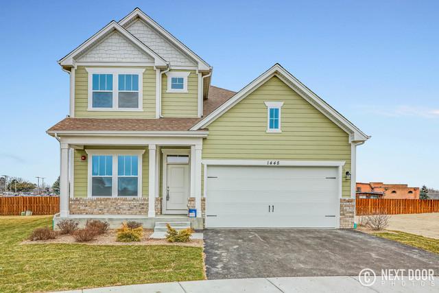1448 Somerset Place, Barrington, IL 60010 (MLS #09826562) :: Lewke Partners