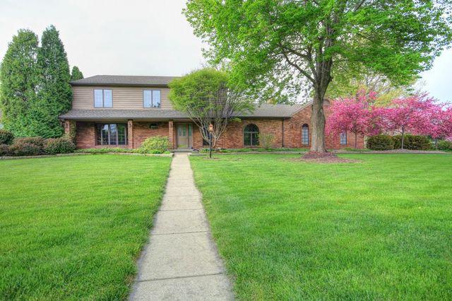 1301 Hickory Tree Court, Mahomet, IL 61853 (MLS #09830957) :: Lewke Partners