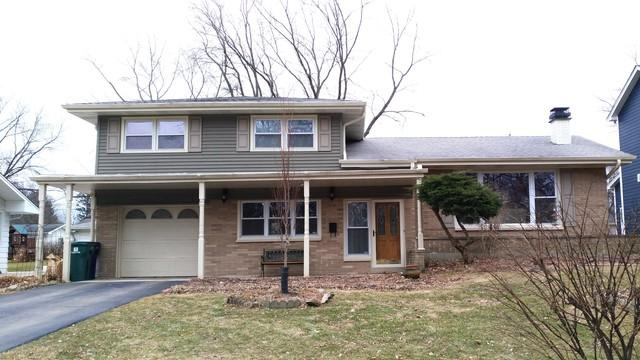 212 Elmwood Drive, Naperville, IL 60540 (MLS #09845082) :: Lewke Partners