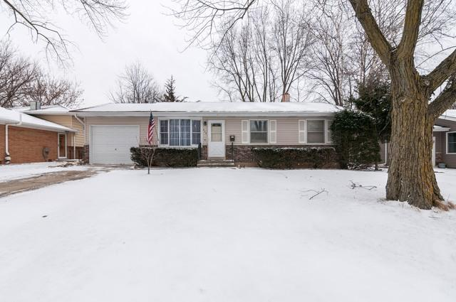 203 Lilac Lane, North Aurora, IL 60542 (MLS #09848592) :: The Jacobs Group