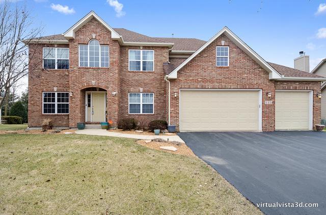 115 Pineridge Drive S, Oswego, IL 60543 (MLS #09853836) :: The Jacobs Group