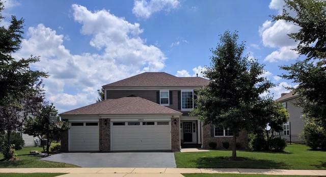 5953 Mackinac Lane, Hoffman Estates, IL 60192 (MLS #09856007) :: The Dena Furlow Team - Keller Williams Realty