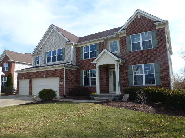 1125 Dorr Drive, Sugar Grove, IL 60554 (MLS #09856699) :: Lewke Partners