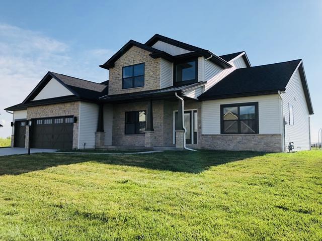 1103 Glen Abbey Drive, Champaign, IL 61822 (MLS #09857409) :: Ryan Dallas Real Estate