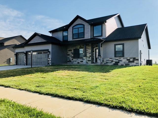 1107 Glen Abbey Drive, Champaign, IL 61822 (MLS #09857417) :: Ryan Dallas Real Estate