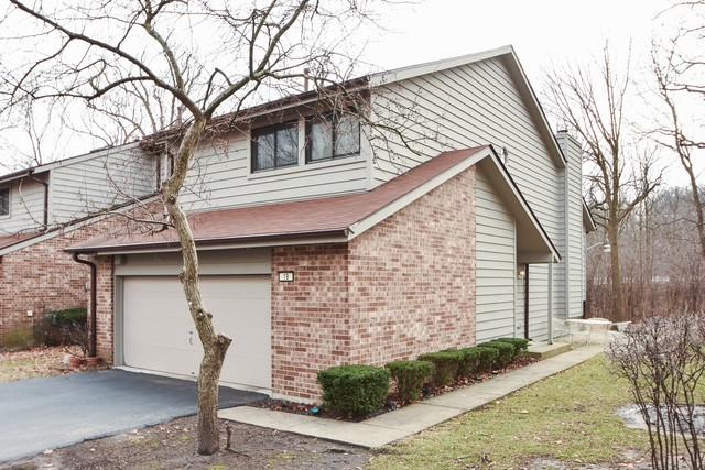 19 Commons Drive, Palos Park, IL 60464 (MLS #09858693) :: The Dena Furlow Team - Keller Williams Realty