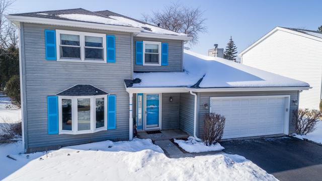 1520 Candlewood Drive, Crystal Lake, IL 60014 (MLS #09859124) :: Key Realty