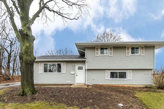 7854 Deerfield Avenue, Woodridge, IL 60517 (MLS #09859563) :: Lewke Partners