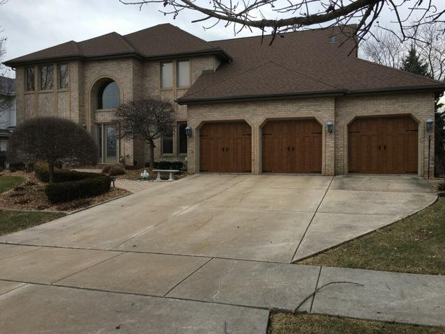 16801 Chaucer Drive, Orland Park, IL 60467 (MLS #09862953) :: The Wexler Group at Keller Williams Preferred Realty