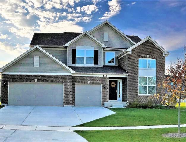 513 Herath Court, Shorewood, IL 60404 (MLS #09871134) :: Touchstone Group